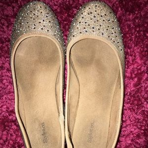 Women's style and Company dress flats size 7.5